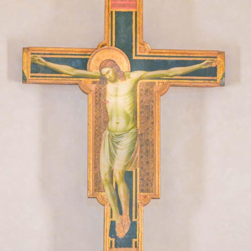 crocifisso di giotto a Rimini