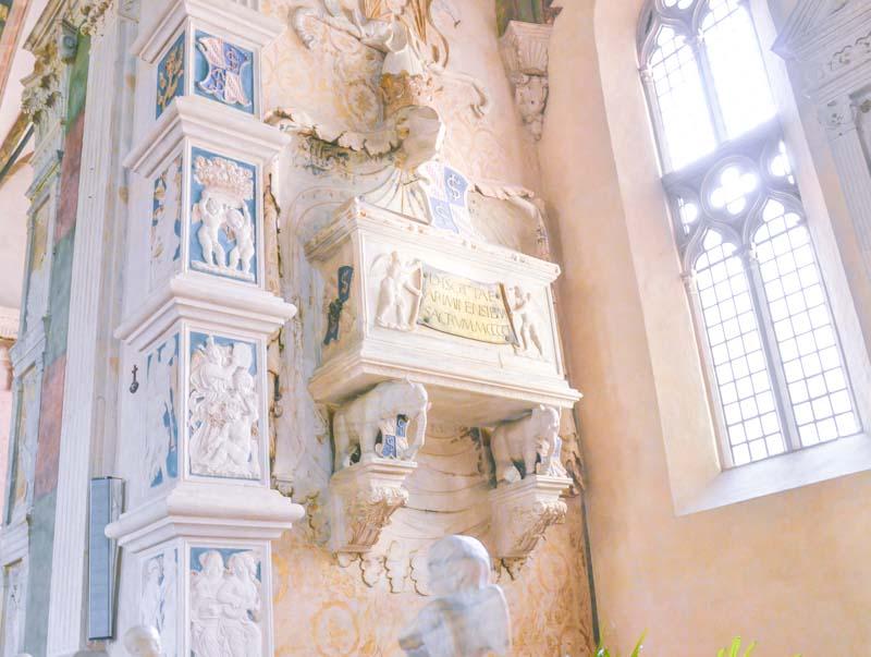 monumento funebre di Isotta a Rimini