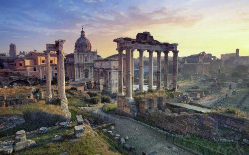 storia di roma dalla fondazione ad oggi