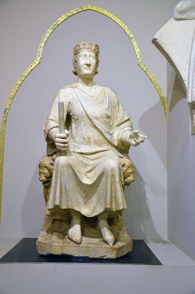 Carlo I d'Angiò di Arnolfo di Cambio