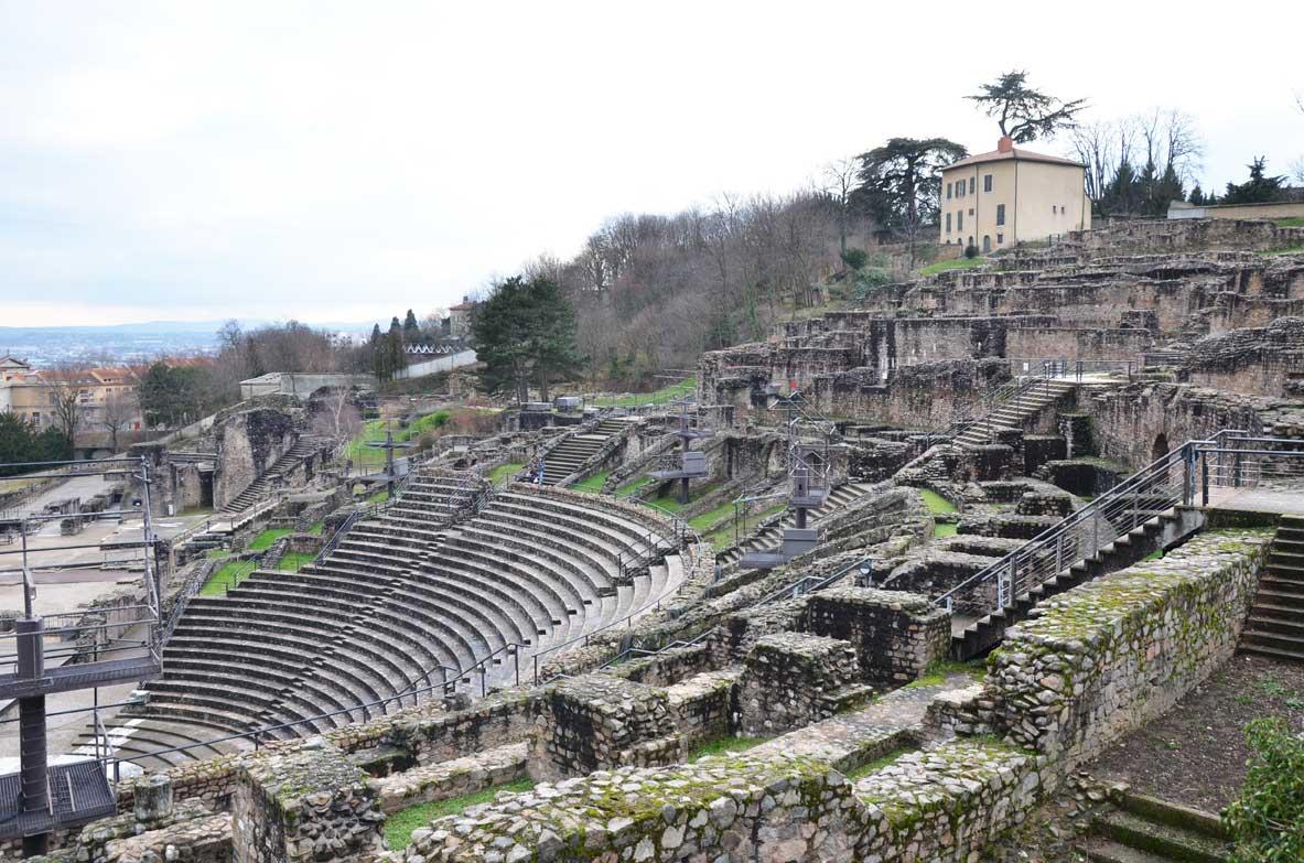 museo gallo-romano di Lione