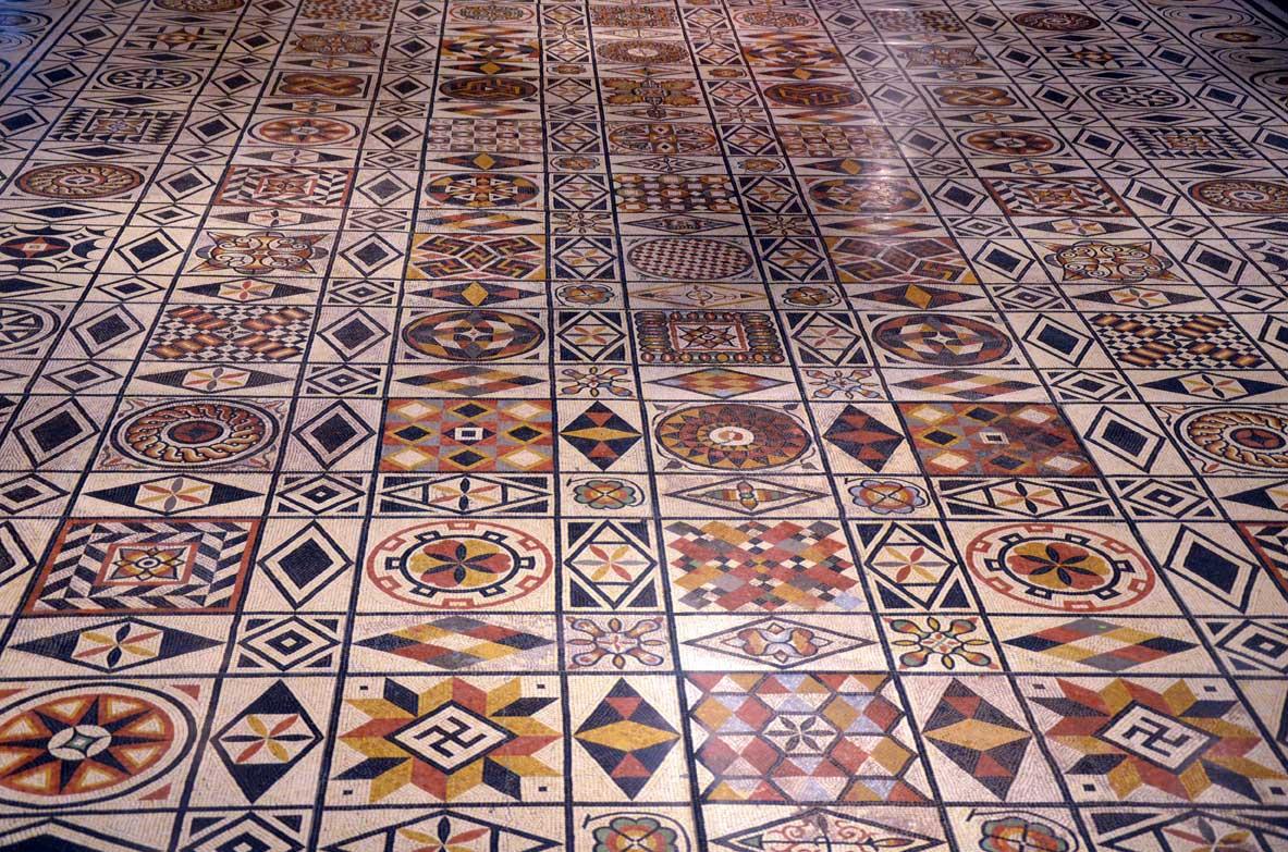 antichi mosaici romani