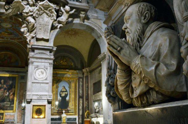 Santa Maria del Popolo a Roma: una chiesa, grandi capolavori e un passato oscuro