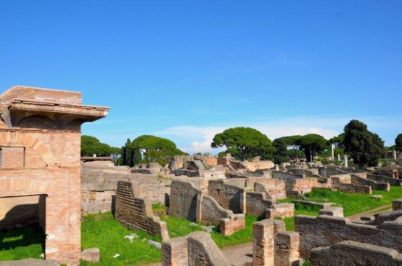 Il porto di Ostia antica: 14 foto che ti convinceranno a trascorrere una giornata alla scoperta dell'impero di Roma