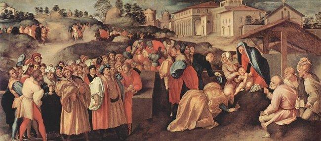 Jacopo Pontormo: le opere di un artista tormentato e rivoluzionario