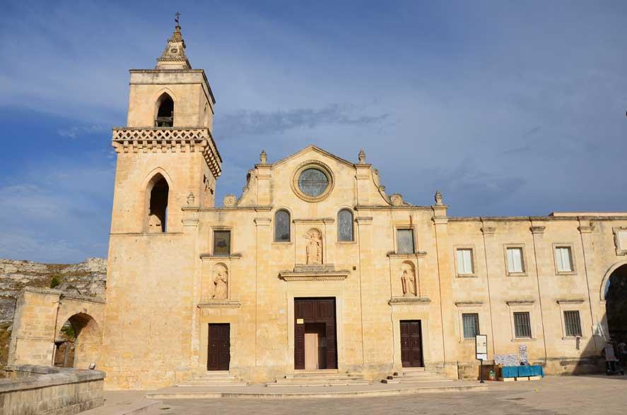 Chiesa di San Pietro a Matera nei Sassi