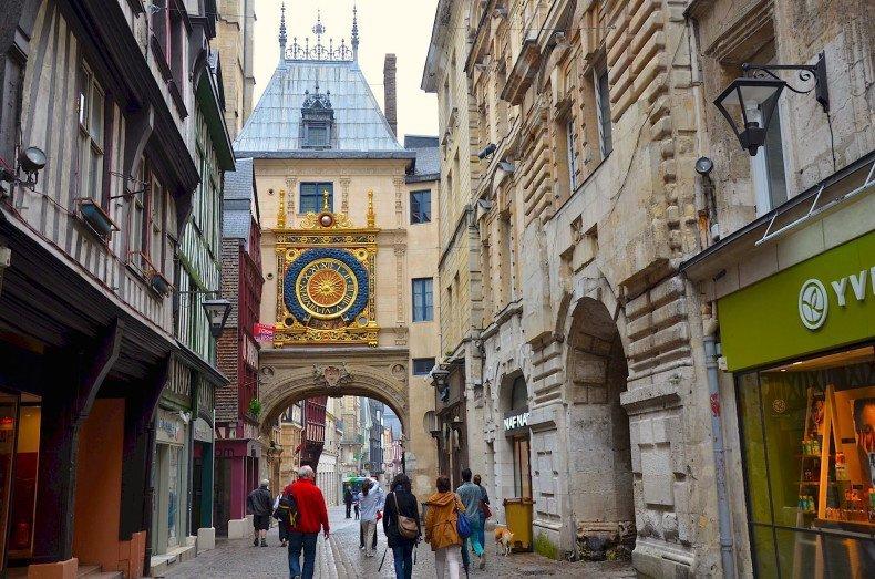 Cosa vedere a Rouen: la perla della Normandia in 18 immagini