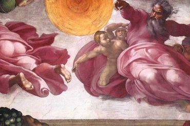 cappella sistina michelangelo