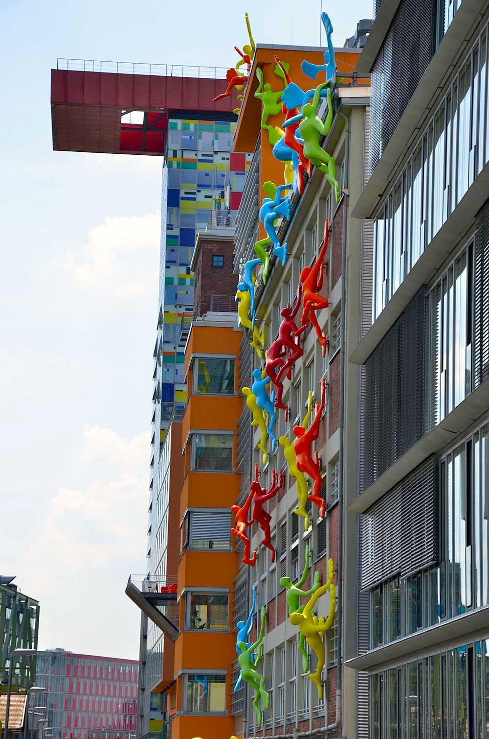 Flossis di Rosalie a Dusseldorf