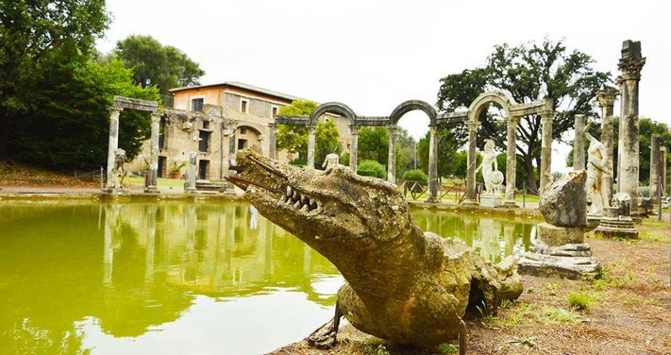 Villa Adriana a Tivoli: alla scoperta del palazzo dell'imperatore