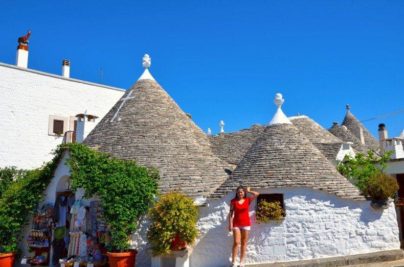 Alberobello è uno dei luoghi più affascinanti della Puglia… te lo dimostro in 15 scatti