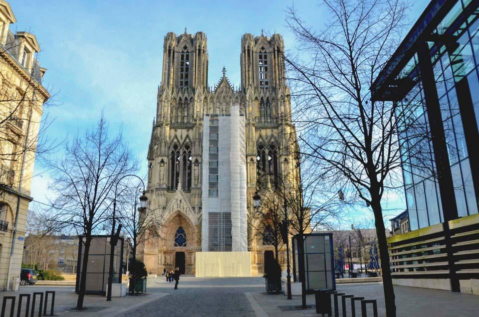 cosa vedere a reims in un giorno cattedrale