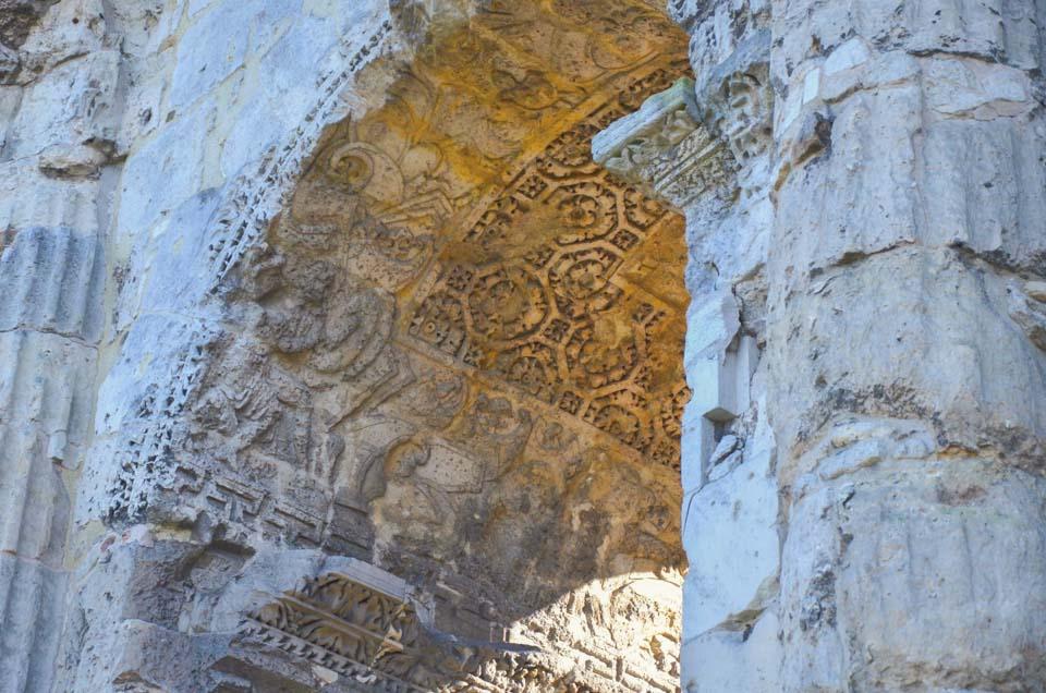 arco di trionfo romano a reims