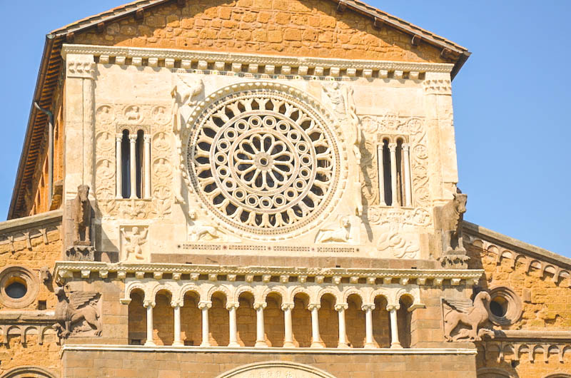 visitare tuscania
