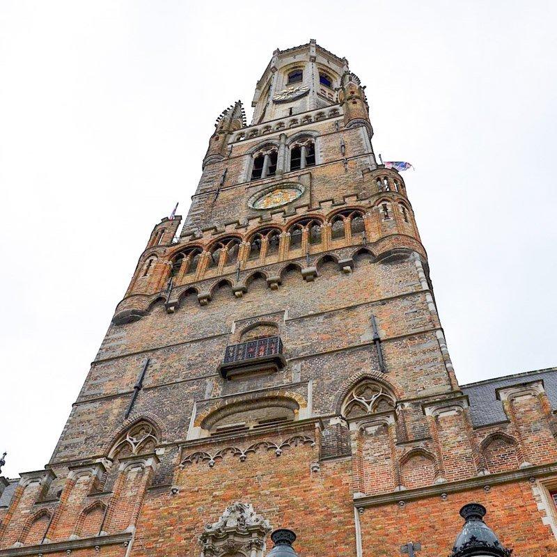 la torre di bruges