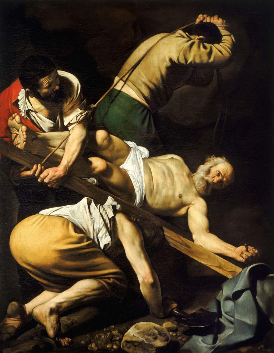 Crocifissione-di-San-Pietro-Caravaggio2