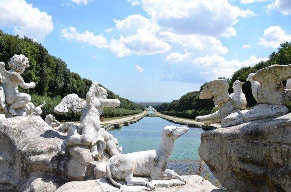 La reggia di Caserta: 10 foto per scoprire il palazzo dei Borbone