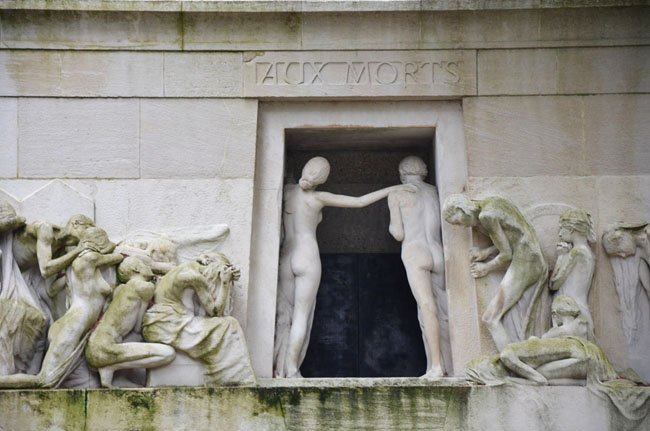 Cimitero di Parigi