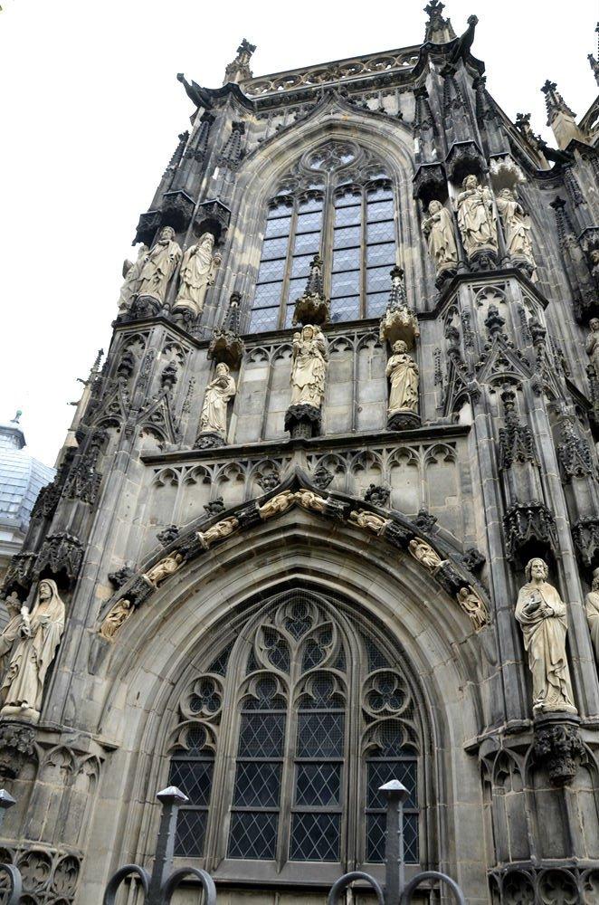 La cappella palatina di Aachen