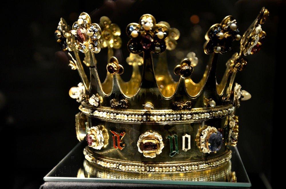 Corona di Margherita di York