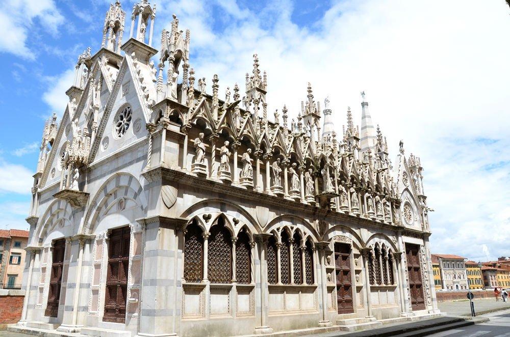 madonna della spina a Pisa