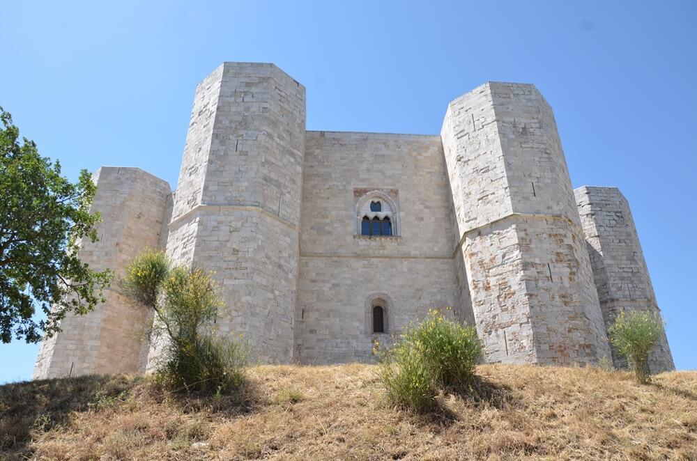 castel del monte dal basso