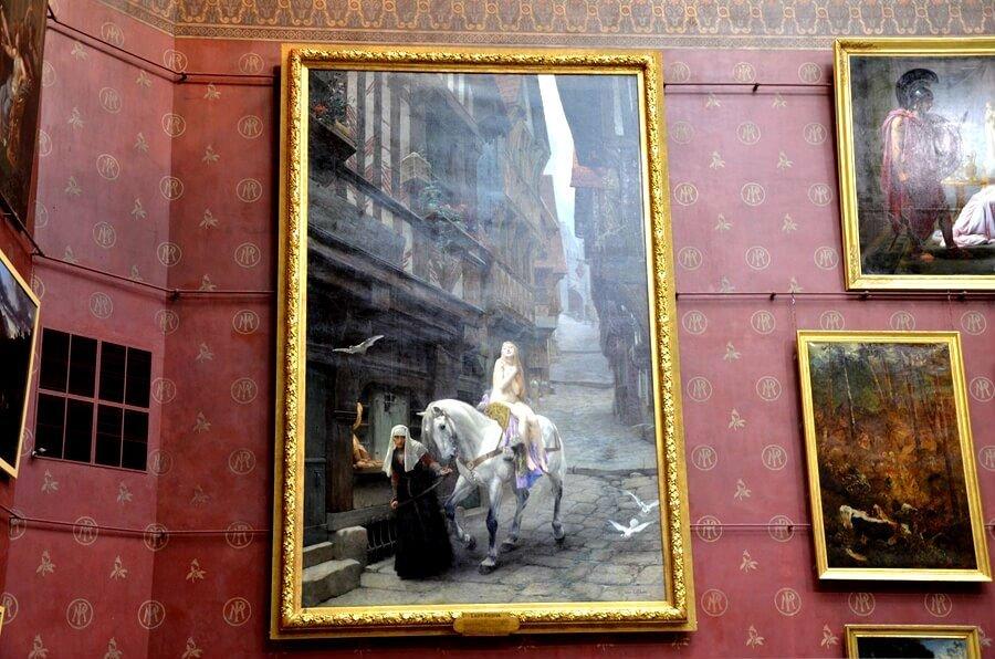 lady godiva museo della picardia