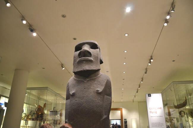 IlMohai del British Museum