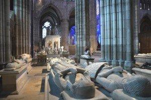 La basilica di Saint Denis: la necropoli dei re di Francia