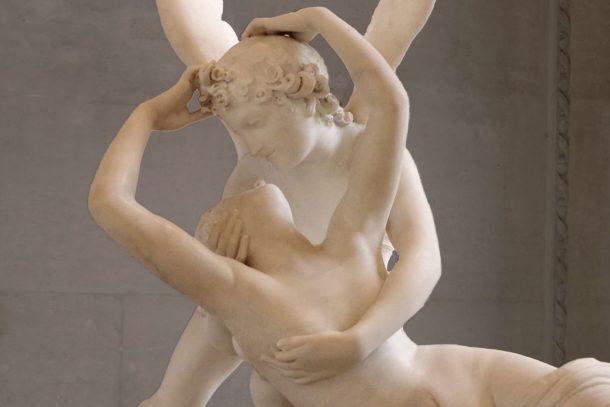 Tutto quello che non sai su Amore e Psiche, il capolavoro di Canova