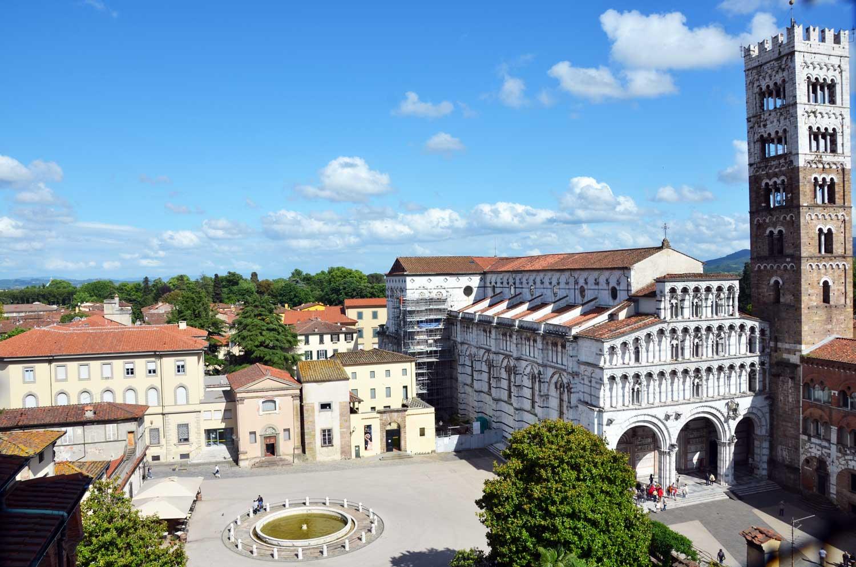 vista dalla torredella chiesa di San Giovanni