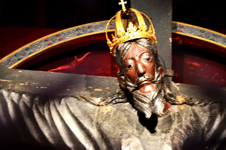 volto del santo a lucca