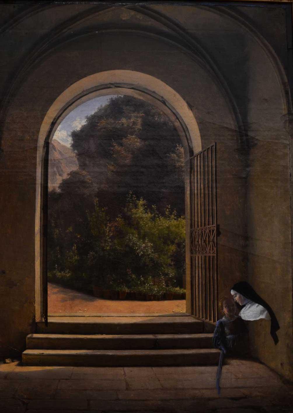 opere di Fleury François Richard al museo delle belle arti di Lione