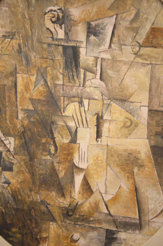 Violone grigio di Braque