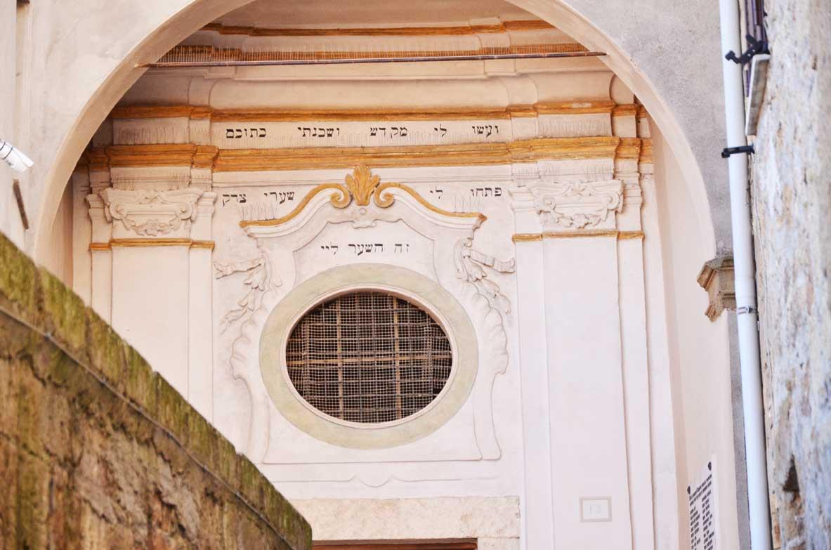 La sinagoga di Pitigliano