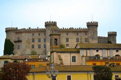 Castello di bracciano esterno