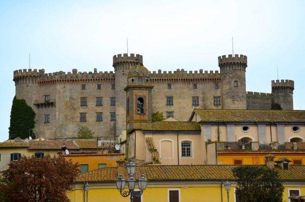 Tutto ciò che c'è da sapere sul castello di Bracciano