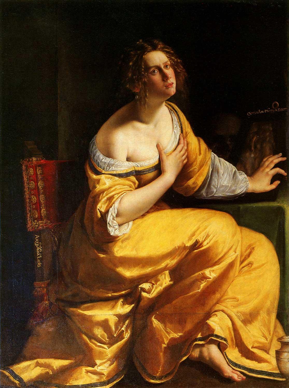 Artemisia Gentileschi: scopri il terribile dramma della ...