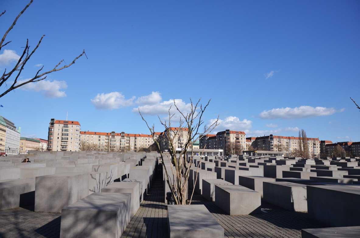 memoriale di berlino