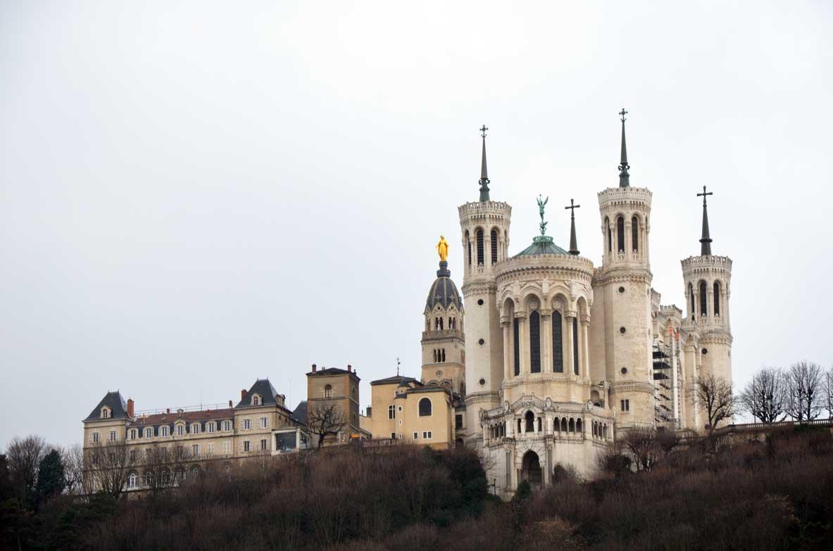 Notre Dame de la Fourvière