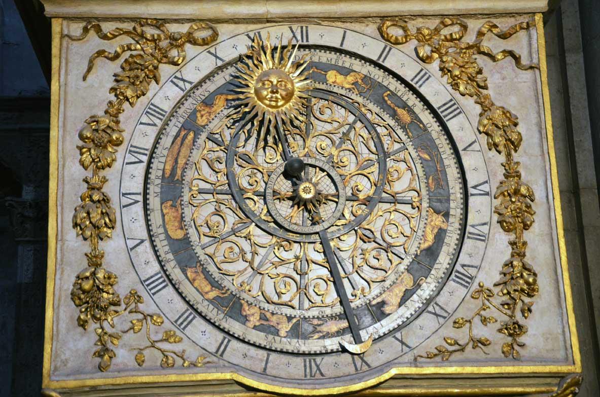 orologio astronomico di lione
