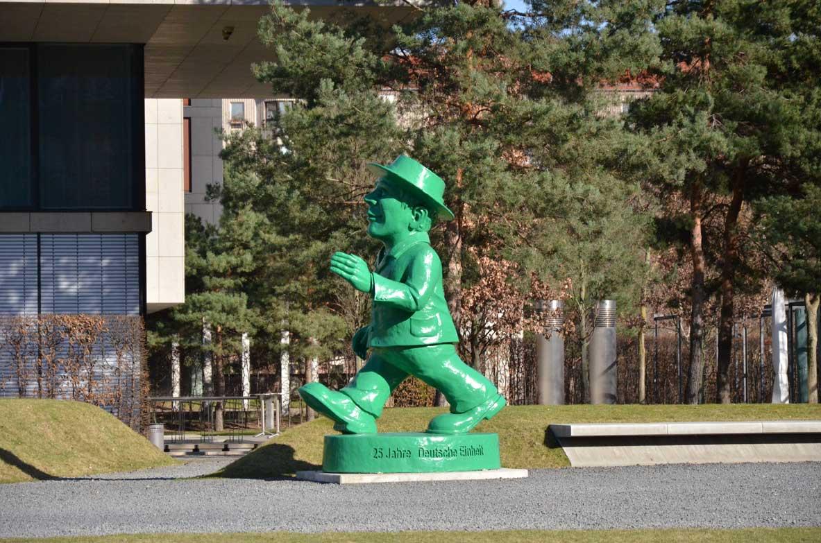 sculture moderne a berlino