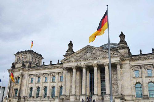 Reichstag a berlino