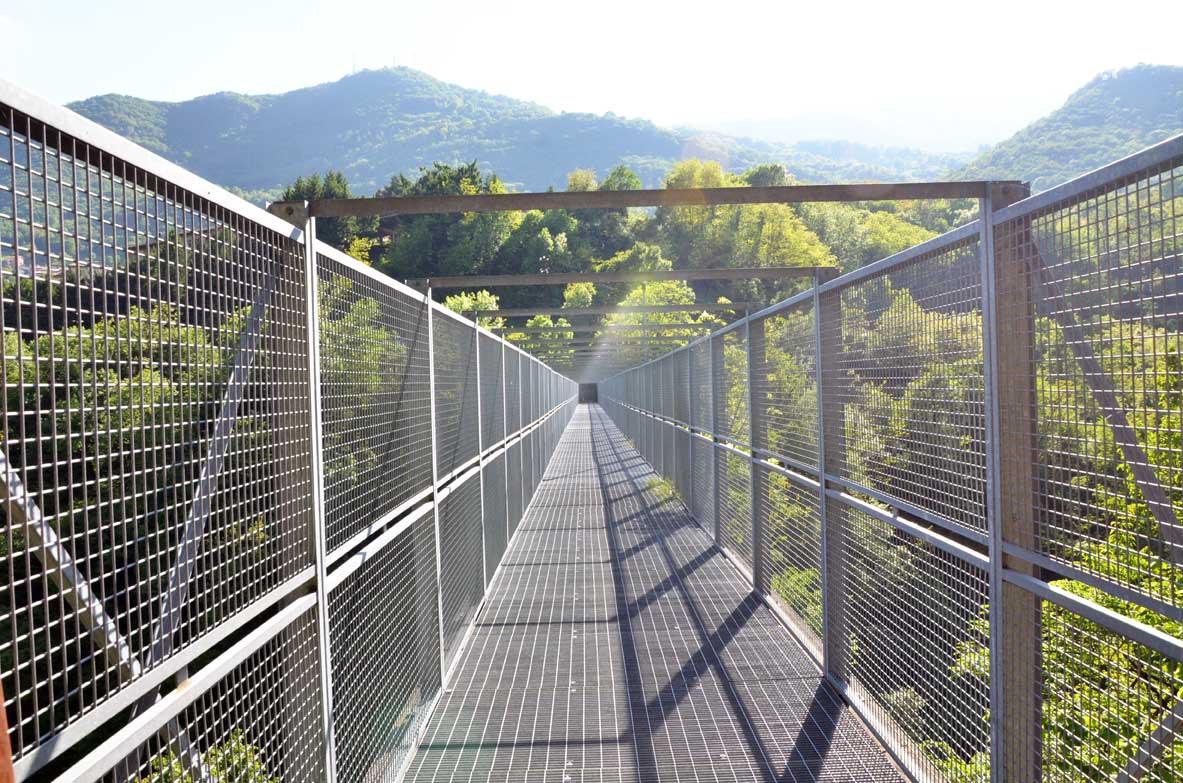 ponte chitò in valle imagna
