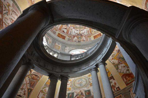 Palazzo Farnese a Caprarola è un luogo incantato, te lo mostro in 12 scatti