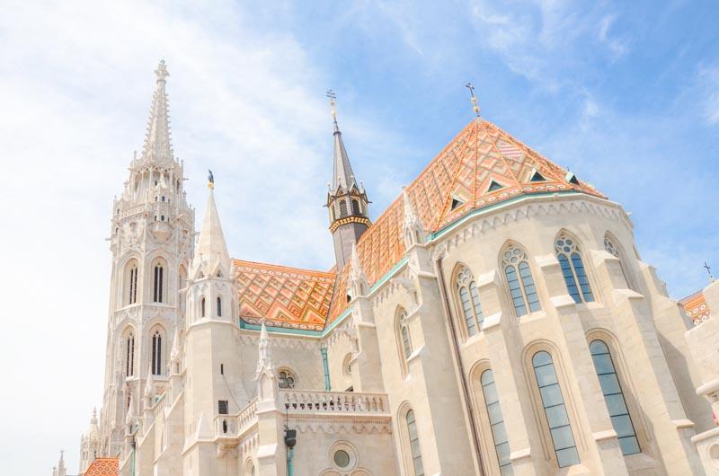 budapest chiesa di mattia