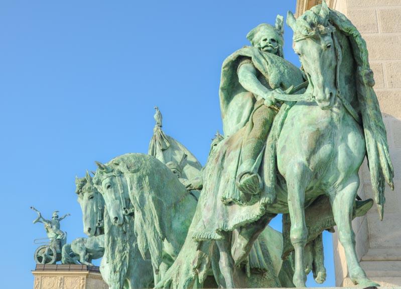 budapest piazza degli eroi