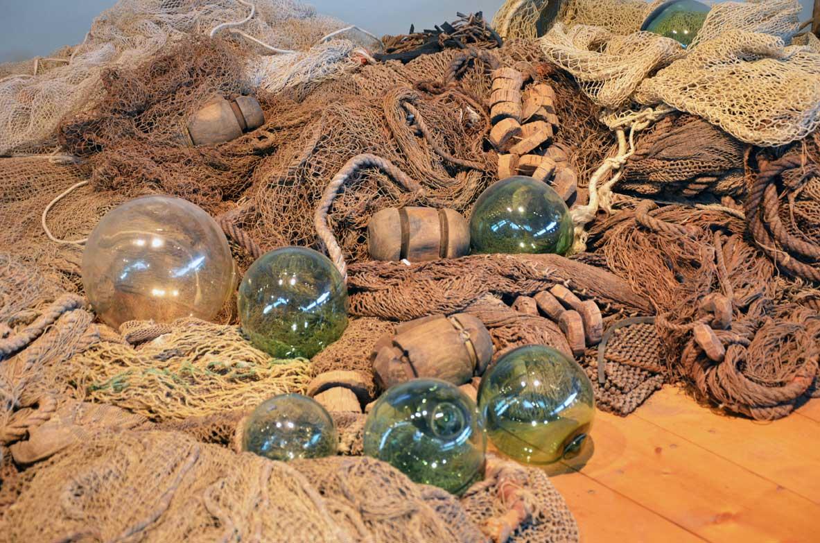 strumenti del museo della marineria a cesenatico