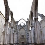 La chiesa do Carmo a Lisbona: una cicatrice nella città