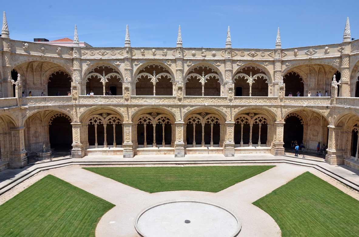 il monastero di lisbona